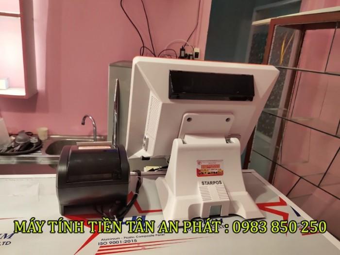 Bộ máy tính tiền cho quán trà chanh tại Thái Bình - Hưng yên- Tuyên Quang3
