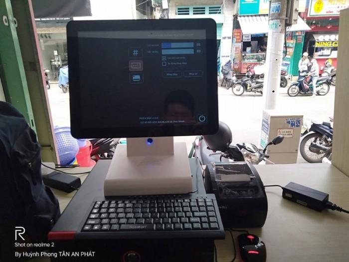 Bộ máy tính tiền cho quán trà chanh tại Thái Bình - Hưng yên- Tuyên Quang1
