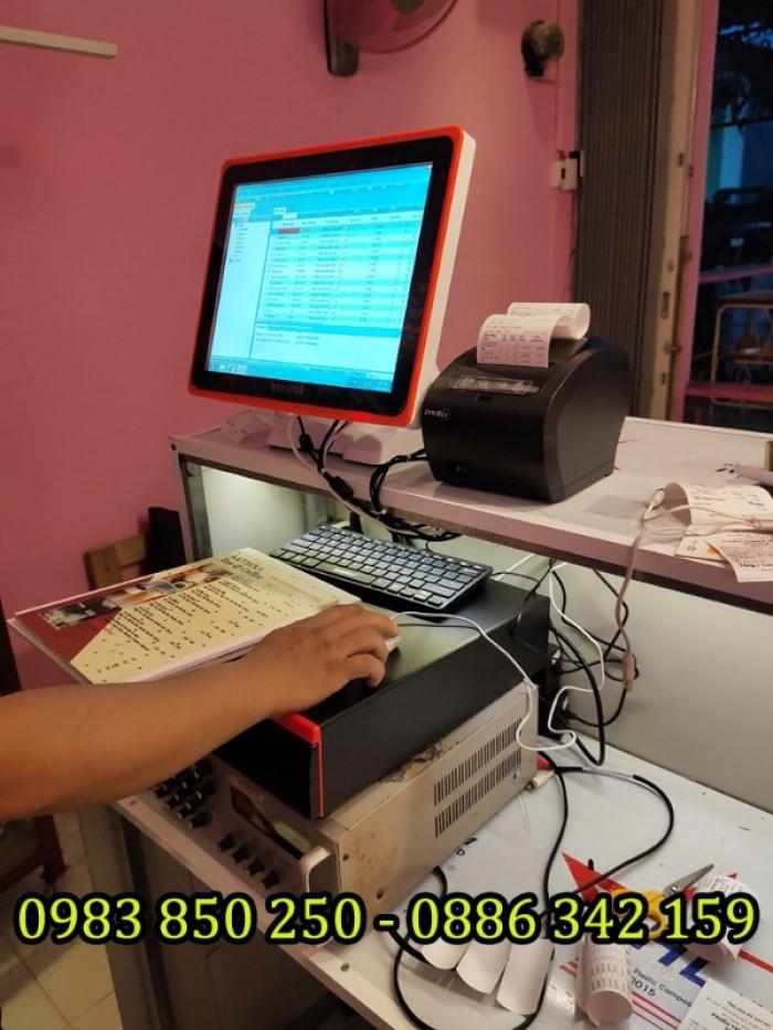 Bộ máy tính tiền cho quán trà chanh tại Thái Bình - Hưng yên- Tuyên Quang5
