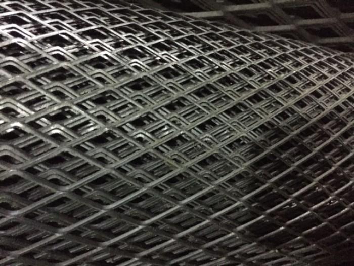 Lưới thép dập giãn, lưới mắt cáo, lưới thép hình thoi2