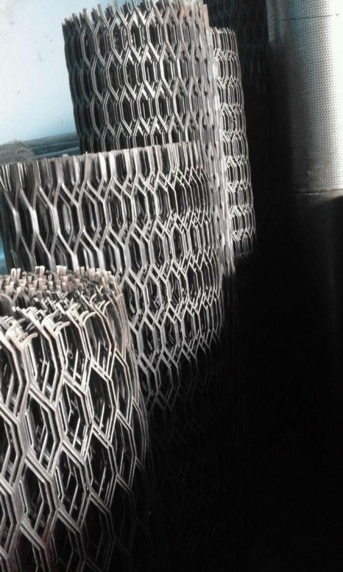 Lưới thép dập giãn, lưới mắt cáo, lưới thép hình thoi8