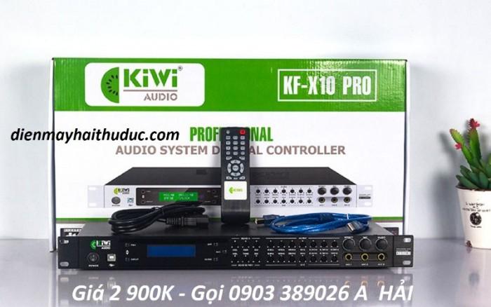 Vang số KIWI KF-X10 sản phẩm chính hãng VN có 2 màu đen trắng.1