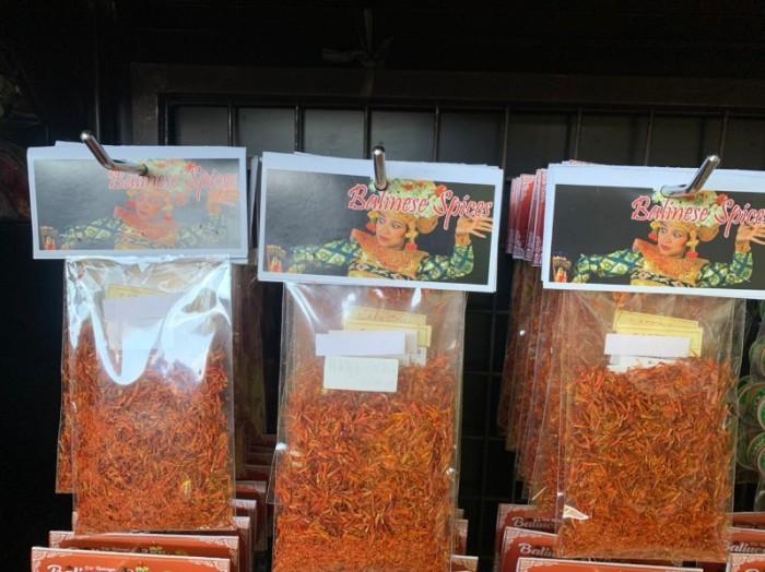 Saffron Flower Balinese Spice Hoa nghệ tây gia vị 1