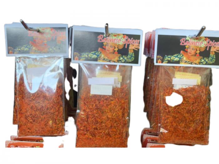 Saffron Flower Balinese Spice Hoa nghệ tây gia vị  Giao nhanh 4