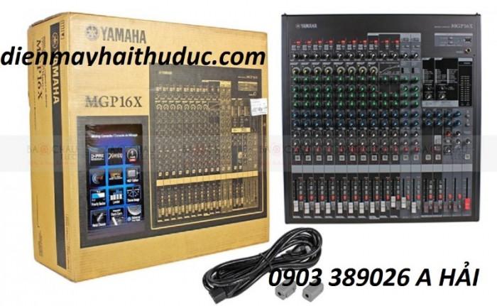 Mixer bàn Yamaha MGP16X 16 kênh có giá cả vừa phải nên là sự lựa chọn tốt nhất thời điểm hiện nay3