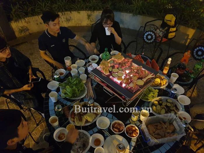 Bếp nướng không khói Hà Nội4