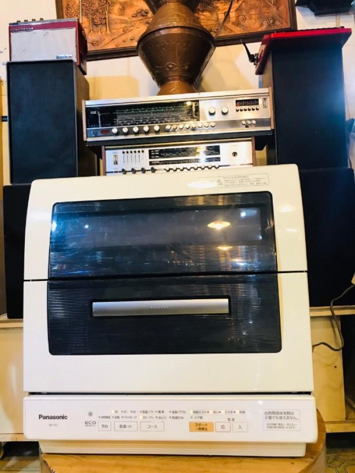 Máy rửa bát Nhật 6 bộ Panasonic NP-TR1 (máy đẹp) 0