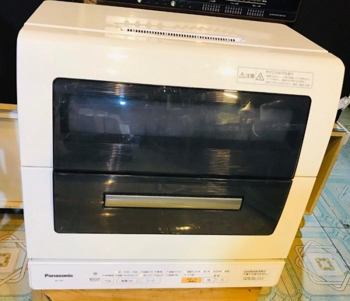 Máy rửa bát Nhật 6 bộ Panasonic NP-TR1 (máy đẹp) 5