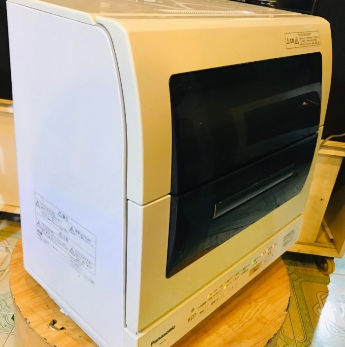 Máy rửa bát Nhật 6 bộ Panasonic NP-TR1 (máy đẹp) 7