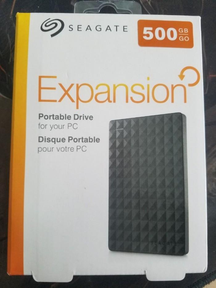 Ổ cứng di động WD 500GB7