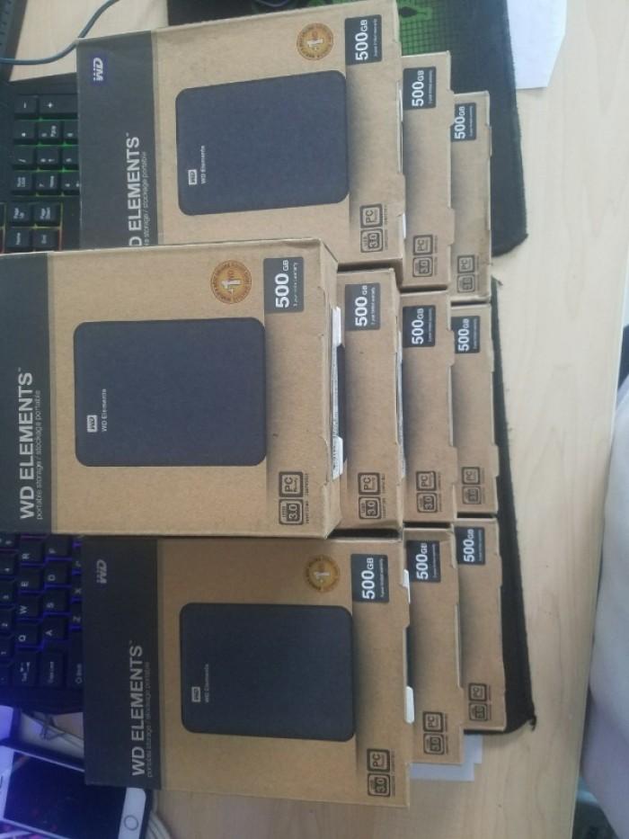 Ổ cứng di động WD 500GB6