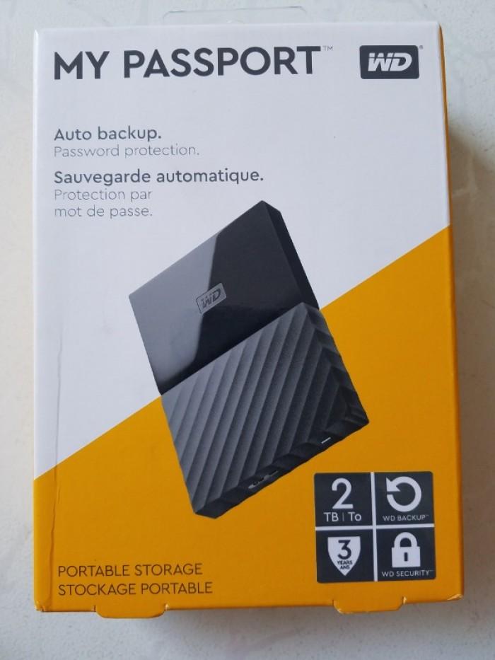 Ổ cứng di động WD 500GB8