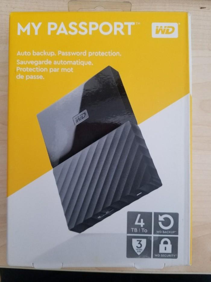Ổ cứng di động WD 500GB5