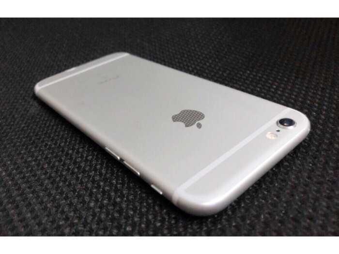 iPHONE 6S Plus-32G-QUỐC TẾ-TRẮNG SLIVER.Mới98%.Nguyên Zin0