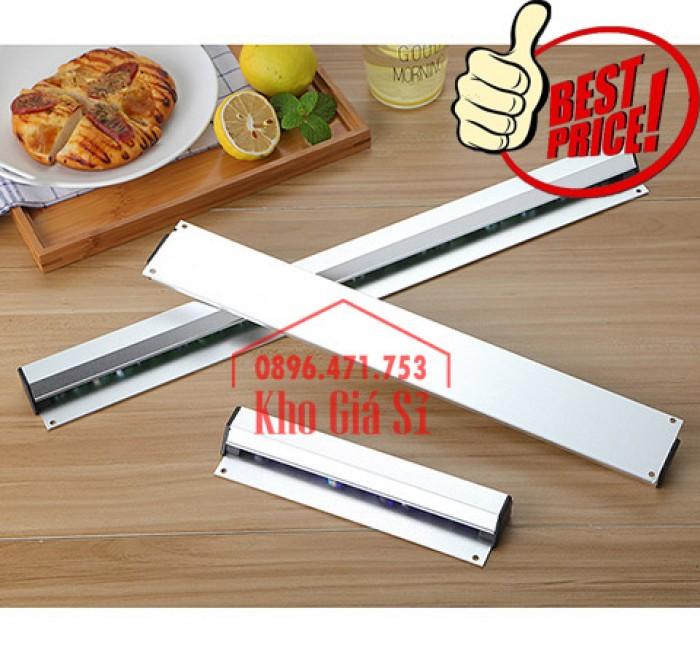 Thanh kẹp giấy in nhiệt gắn quầy bar 60cm - Cây gắn bill, menu, giấy order giá rẻ - Cần Thơ8