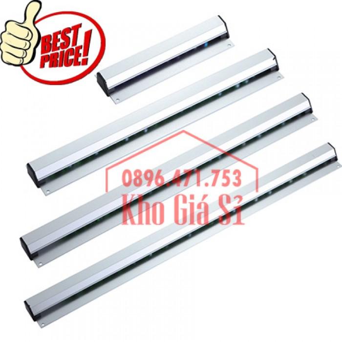 Thanh kẹp giấy in nhiệt gắn quầy bar 60cm - Cây gắn bill, menu, giấy order giá rẻ - Cần Thơ7