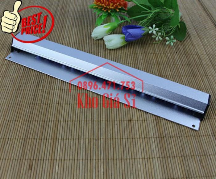Thanh kẹp giấy in nhiệt gắn quầy bar 60cm - Cây gắn bill, menu, giấy order giá rẻ - Cần Thơ1