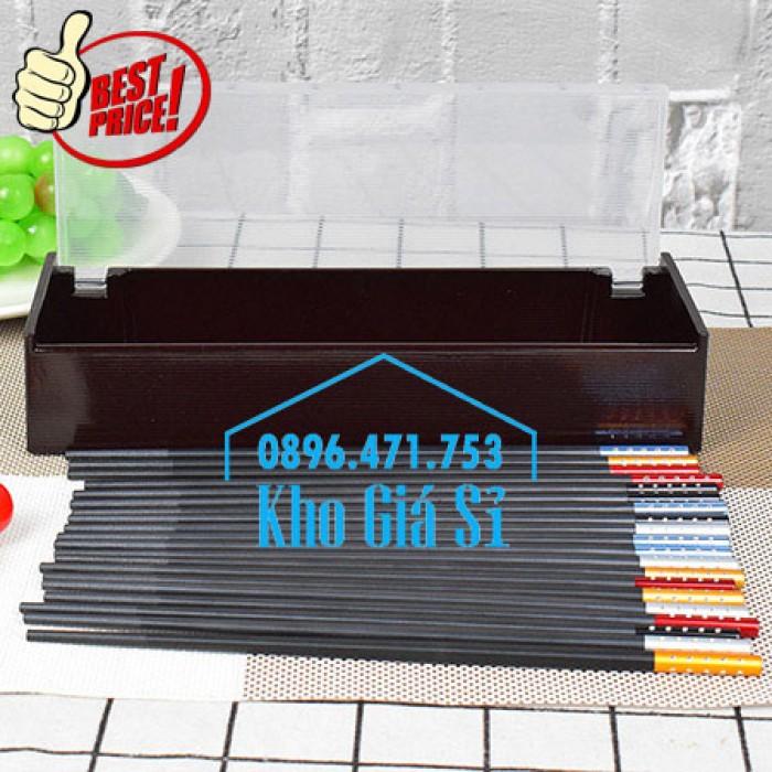 Hồ Chí Minh - Hộp đựng đũa muỗng nhà hàng bằng nhựa melamine - Hộp đựng đũa Nhật Bản melamine giá tốt