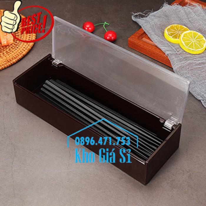 Bán hộp đựng đũa muỗng nhà hàng mẫu mới nhất tại HCM16