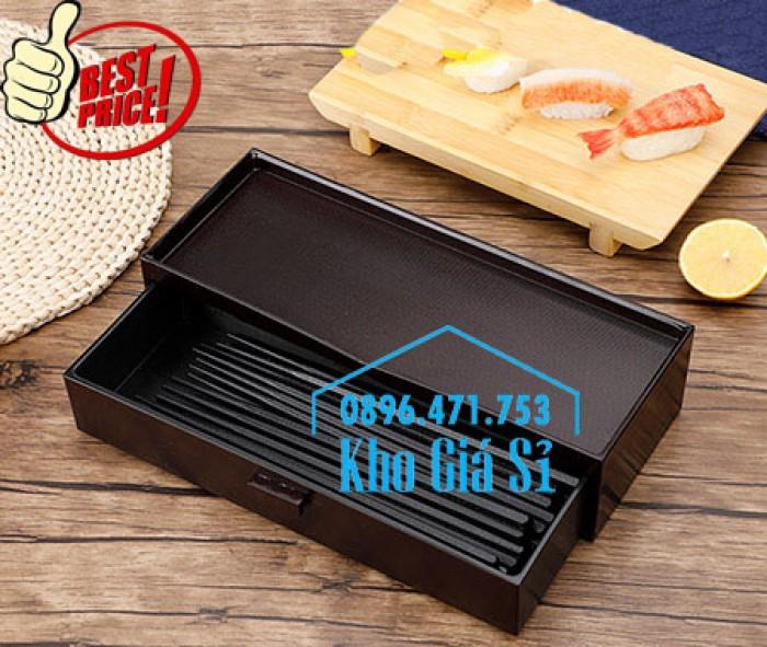 Bán hộp đựng đũa muỗng nhà hàng mẫu mới nhất tại HCM15