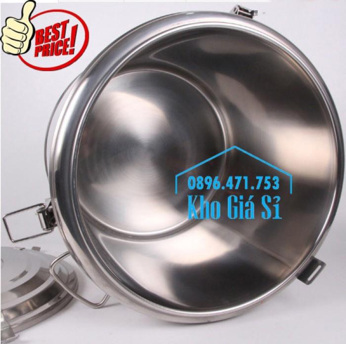 Phân phối sỉ và lẽ thùng inox giữ nhiệt - thùng inox cách nhiệt - 9