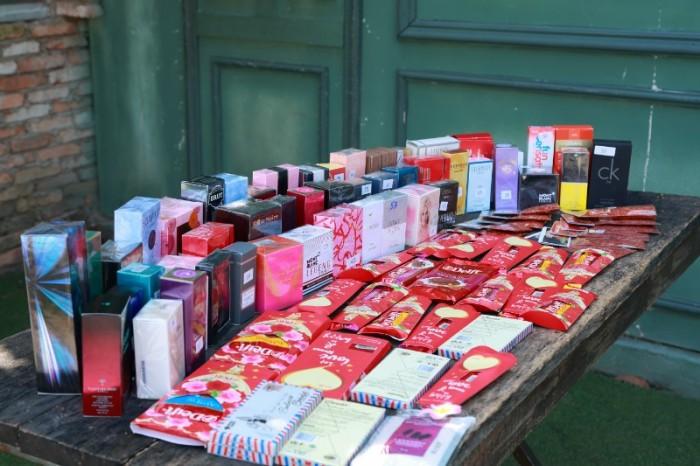 Socola Suong's House quà tặng Valentine từ Thụy Sĩ3