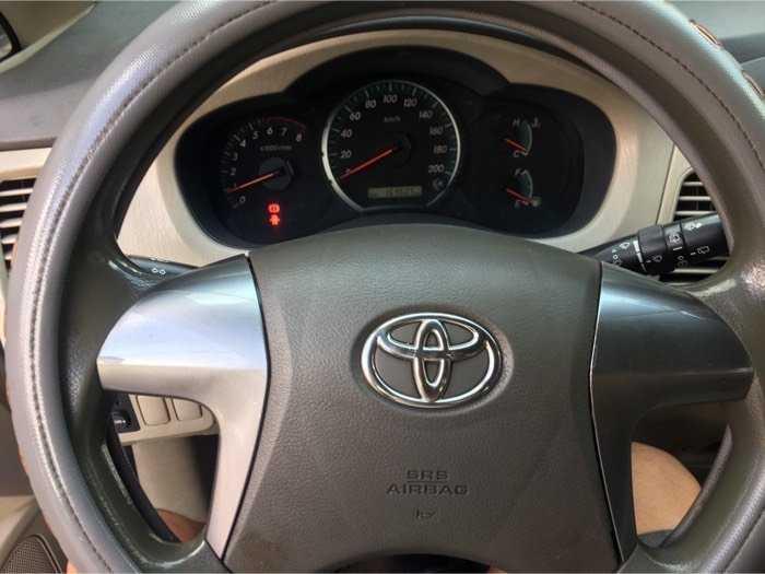 Toyota E đăng kí cuối 20154