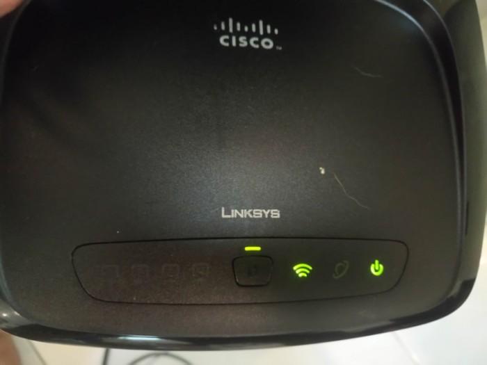 Router Wifi Linksys WRT54G2 V1 .1