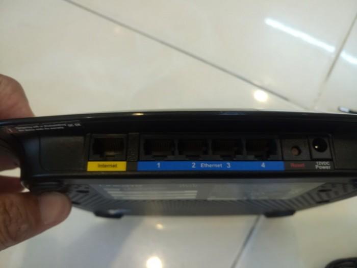 Router Wifi Linksys WRT54G2 V1 .2
