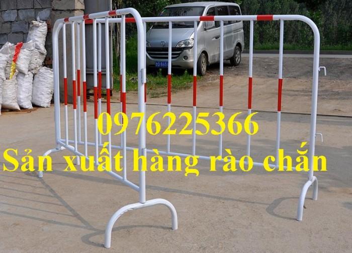 Hàng rào di động ,hàng rào ngăn cách giá rẻ4