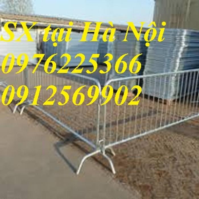 Hàng rào di động ,hàng rào ngăn cách giá rẻ6