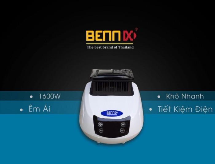 Máy sấy quần áo Bennix BN-0186  hàng chính hãng bảo hành 18 tháng1
