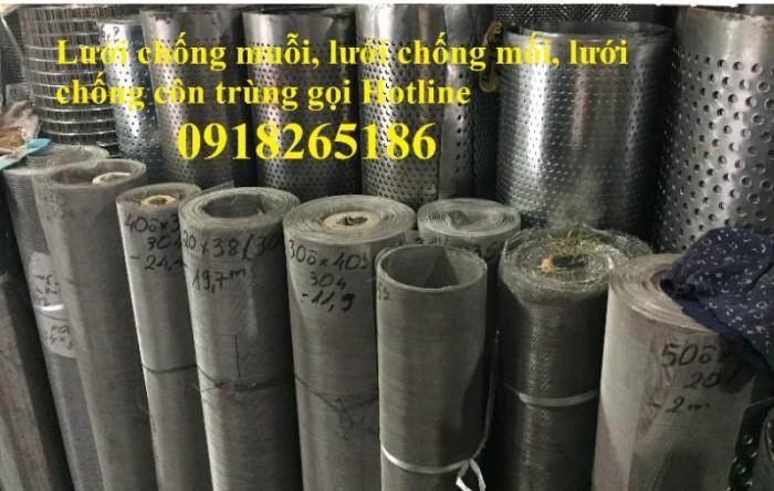 Lưới chống muỗi inox 304, lưới chống côn trùng, lưới chống chuột4