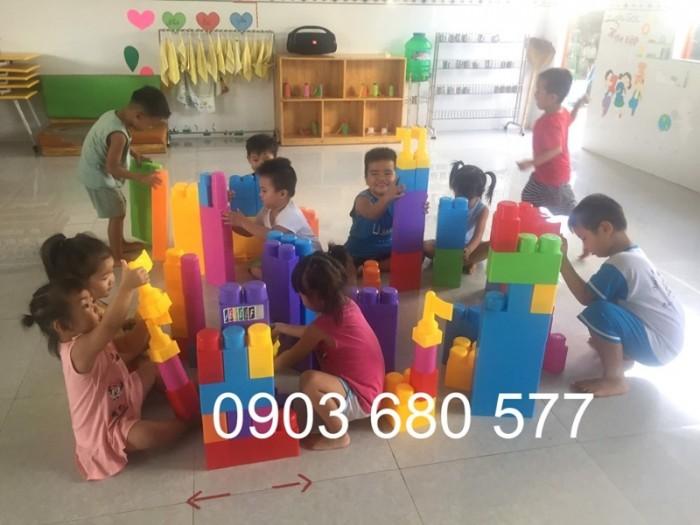 Đồ chơi lắp ghép thông minh nhiều chi tiết dành cho trẻ em1