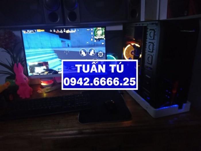 H310 GIGABYTE, i5-9400, R8G, Màn 27 LED, GTX1050Ti.0