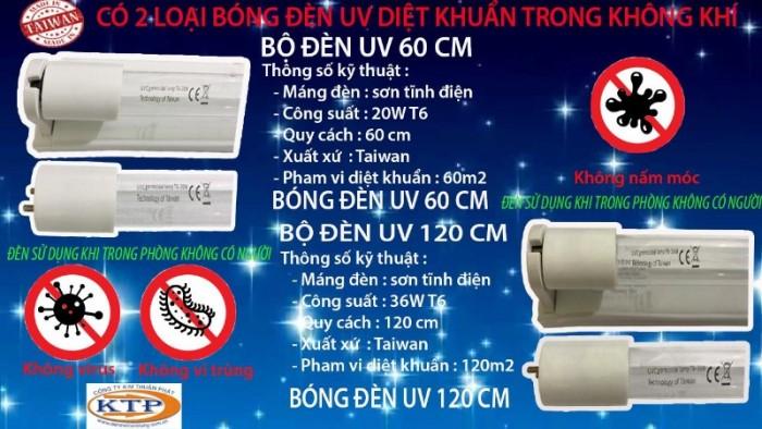 Bóng Đèn UV Diệt Khuẩn Không Khí2