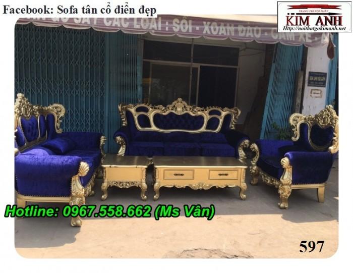 giá sofa cổ điển châu âu 11
