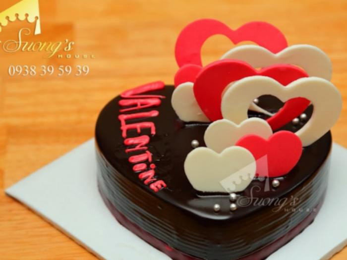 Bánh Kem Suong's House Quà tặng Valentine 0