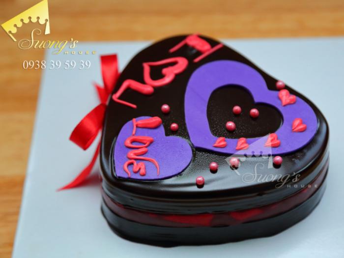 Bánh Kem Suong's House Quà tặng Valentine4