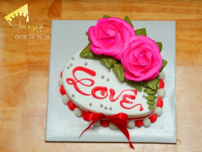 Đặt Bánh kem  quà tặng Valentine nhanh  0938 39 59 39  - Suong's House - Ngôi Nhà của Sương  5