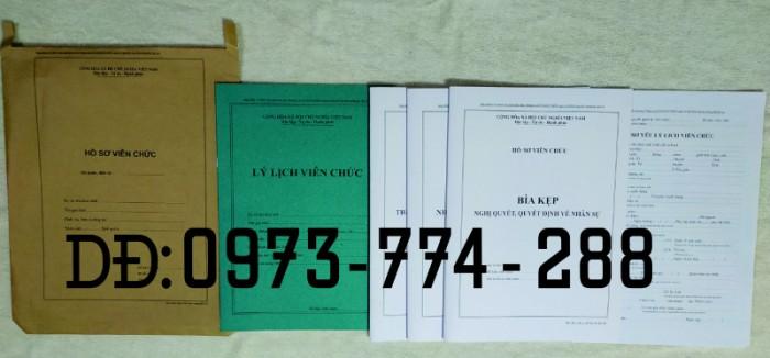 Bán bì hồ sơ viên chức28