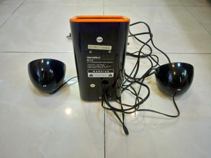 Loa SoundMax C-11 .1