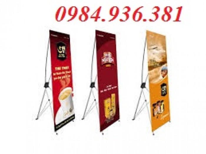 Bán standee giá rẻ ở Quảng Ngãi - 0984.936.3816