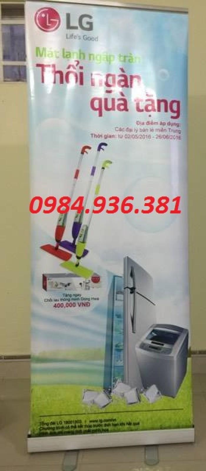 Bán standee giá rẻ ở Quảng Ngãi - 0984.936.38127