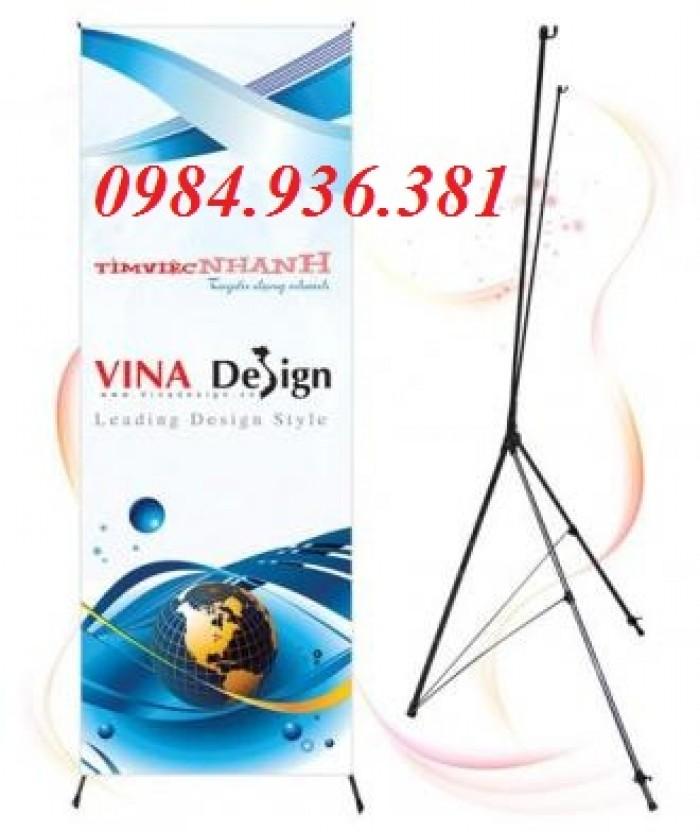 Bán standee giá rẻ ở Quảng Ngãi - 0984.936.38116