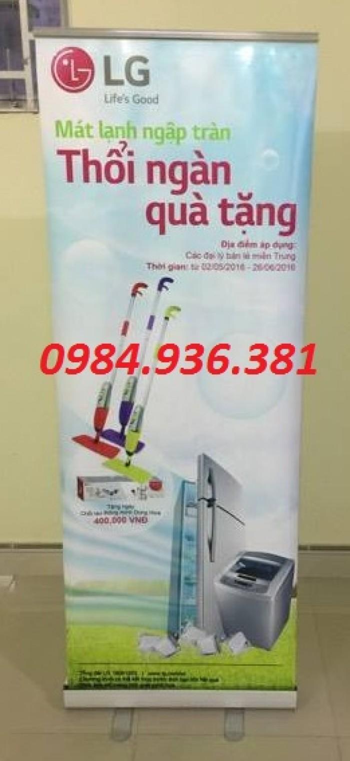 Bán standee giá rẻ ở Quảng Ngãi - 0984.936.38126