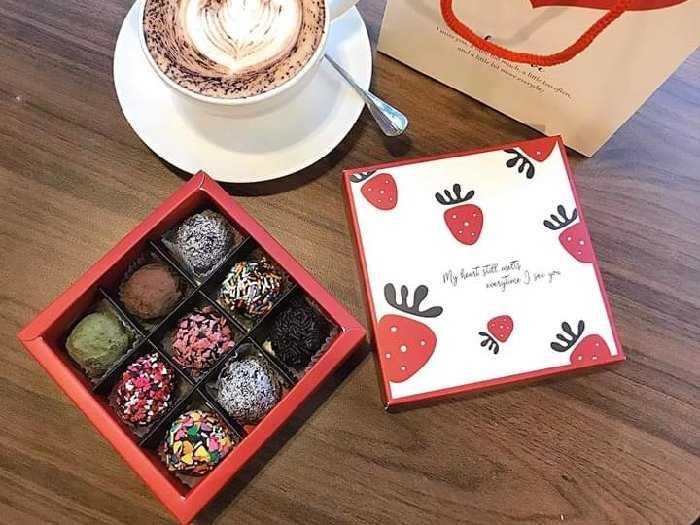 Chocolate - Quà tặng Valentine - MuaBanNhanh