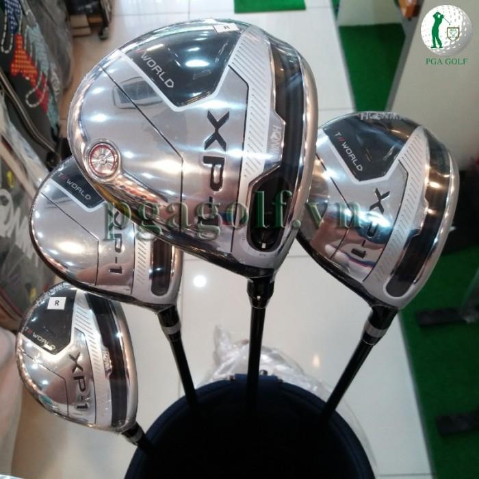 Bộ gậy golf Honma Tour World XP-1 chính hãng new model11