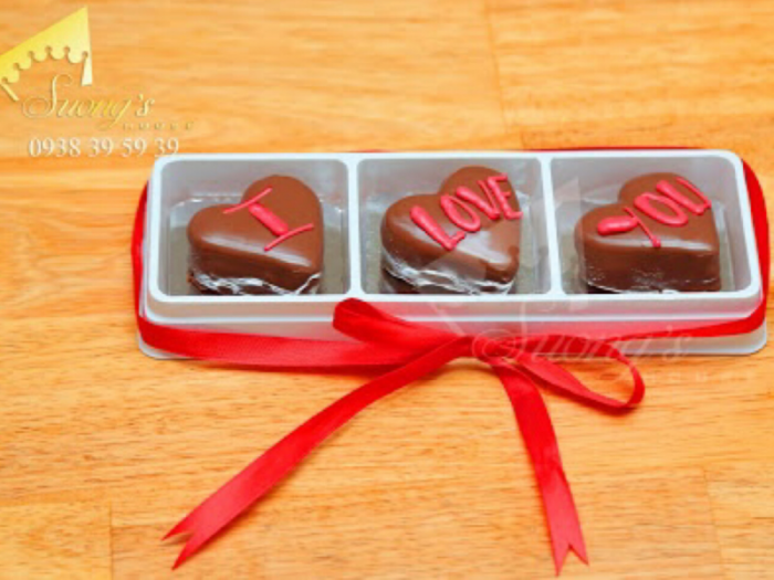 Hộp quà Valentine Socola I Love You - Suong's House  tặng người yêu 1