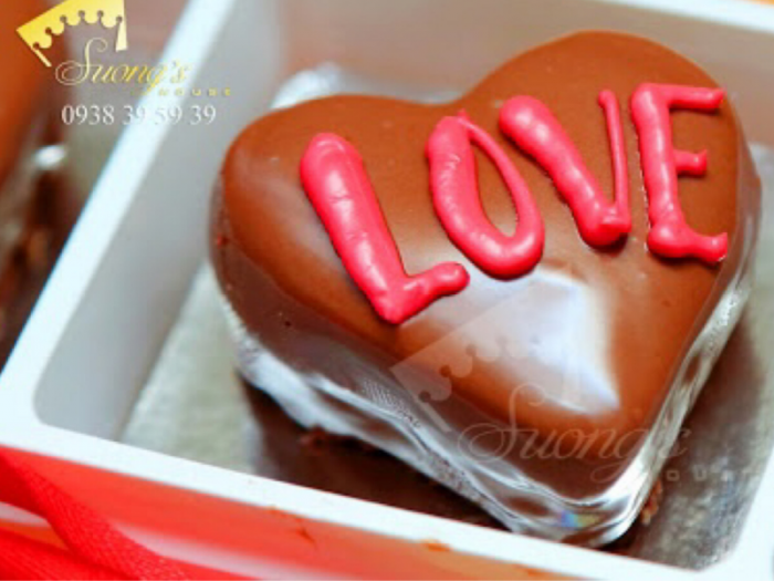 Hộp quà Valentine Socola I Love You - Suong's House3